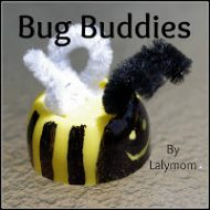 Bug Finger Puppets Spring Crafts for Kids