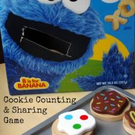 Cookie Counting and Sharing Toddler Game