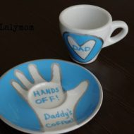 Father's Day Gifts – Personalized Espresso Cups and Coffee Mugs