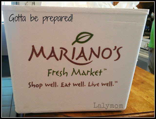 #SHOP Got to be prepared #MYMARIANOS #CBIAS