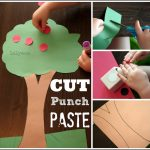Fine+Motor+Practice+Cutting+Punch+Paste+from+Lalymom+