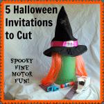 Halloween Fine Motor Activities that Promote Cutting Practice