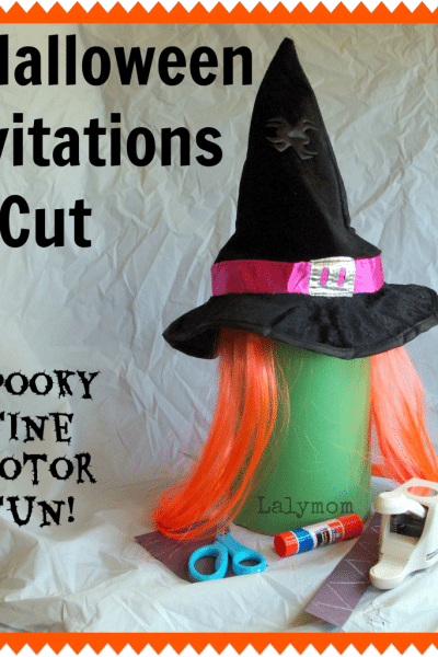 Halloween Fine Motor Activities that Promote Cutting Practice