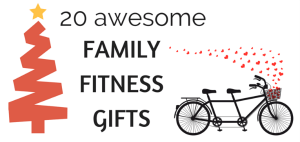 20 Awesome family fitness gifts - Get fit as a family! sidebar