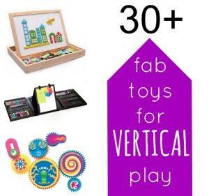 30+ Fab and Fun Toys Vertical Sidebar