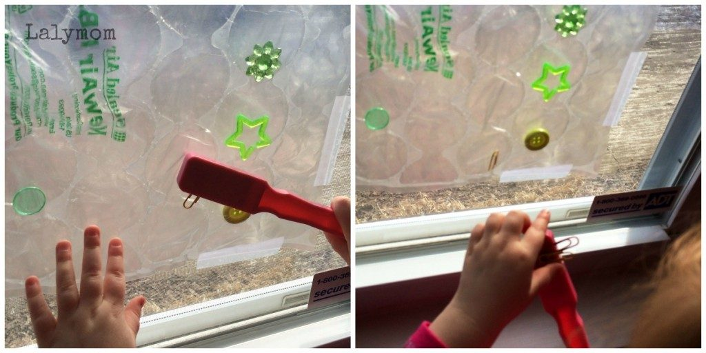 DIY Magnet Maze for Fine Motor Skills from Lalymom