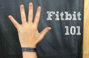 Fitbit 101 - sidebar