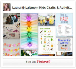 Follow Lalymom on Pinterest