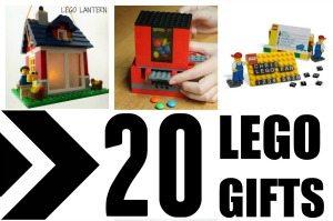 LEGO Week! 20 Cool LEGO gifts sidebar!