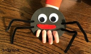 Lalymom Spider Hand Puppet sidebar
