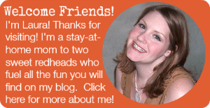 Laura from Lalymom, Chicago mom blogger