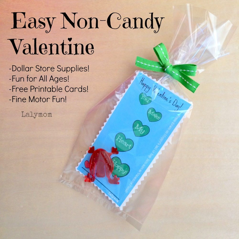 Non-Candy Valentine for kids from Lalymom #FineMotor @CreativeMamas #KBN