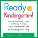 Ready for Kindergarten by Deborah Stewart Book Button 125 X 125