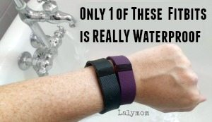 Your Fitbit is NOT waterproof, unless you bought this version.  Sidebar