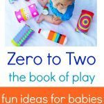 Activities for Infants and Toddlers eBook Launch: Zero to Two- the book of play