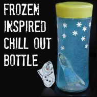Disney's Frozen Craft: Chill Out Bottle