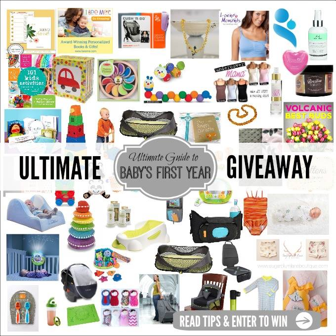 Ultimate Baby Giveaway for Mothers Day