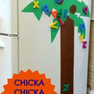 Chicka Chicka Boom Boom Tree Activity