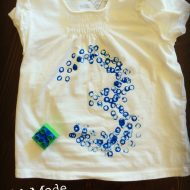 Kid-Made LEGO T-Shirt
