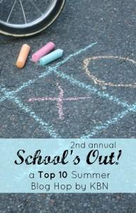 Schools Out bloghop