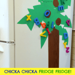 Chicka Chicka Fridge Fridge on Lalymom.com