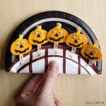 Simple Pumpkin Counting Activity on Lalymom
