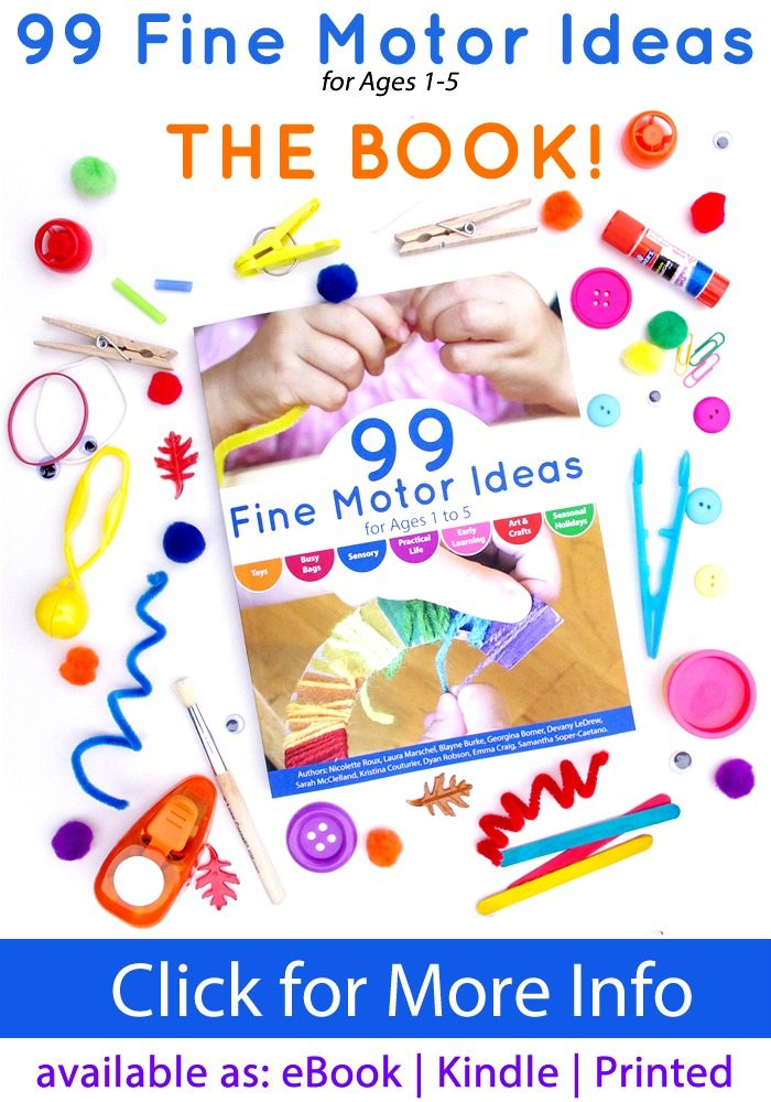 99 Fine Motor Activities For Kids Book Lalymom