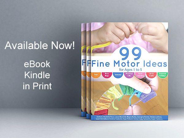 99 fine motor ideas books