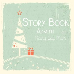 Story Book Advent - Christmas book Activities for Kids