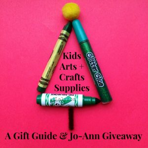 2013 Arts & Crafts Supplies Gift Guide for Kids from Lalymom