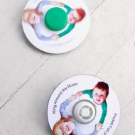 Ring Around The Rosie Spinning Photo CD Tops