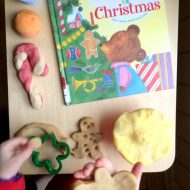 Sweet Smell of Christmas Play Dough Recipe