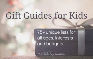 kids gift guide - get kids moving with gross motor skills gifts