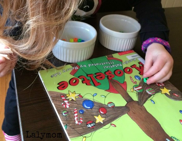 3 Fun Book Extension Activities to pair with the book Mooseltoe on Lalymom.com - Click through to see all three ideas!
