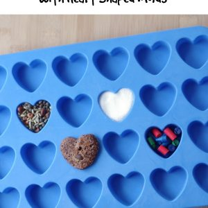 20 Cute Valentine's Day Gifts to Make with Heart Shaped Silicone Molds - Gifts, recipes and kids activities