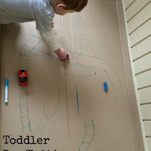 Fun Writing Activities for Toddlers and Preschoolers too!