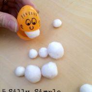 5 Easy Easter Games Using Plastic Easter Eggs