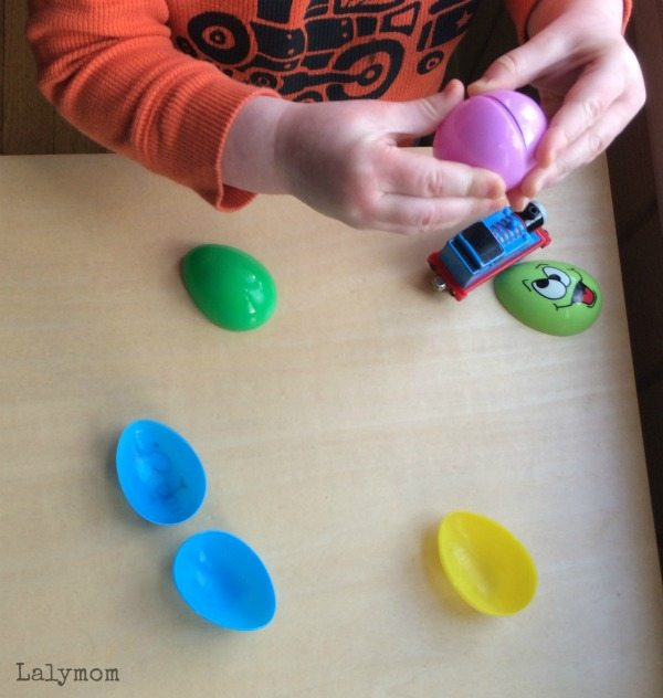 5 Silly but Simple Easter Eggs Games for Kids