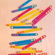 Dr. Seuss Activities  Seuss Sticks for Dominoes and Math Manipulatives