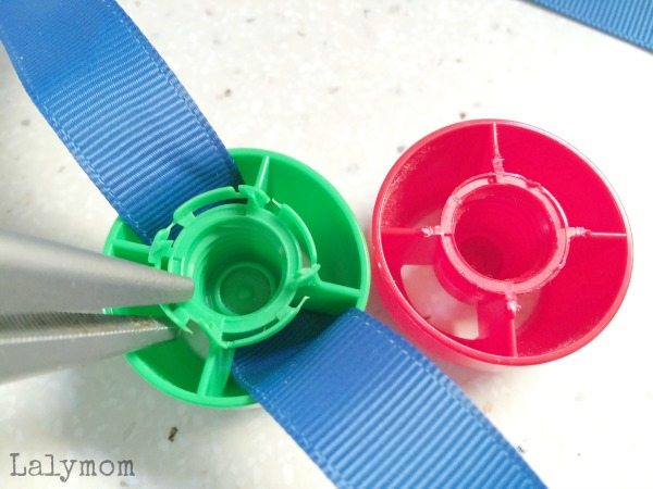 Easy Recycled Pouch Caps Crafts Tutorial for Kids
