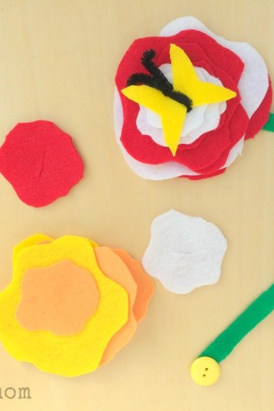 3 Spring Activities for Kids' Busy Bags