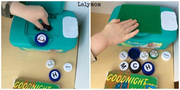 Goodnight Moon Book Extension Activity