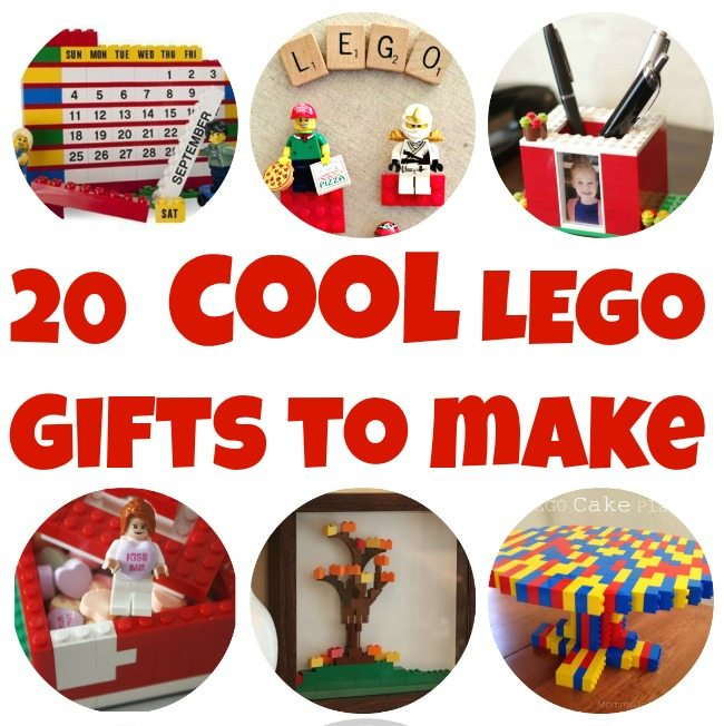 20 Cool LEGO Gifts to Build - LalyMom