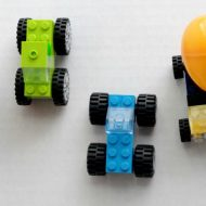 4 Simple LEGO Truck Building Ideas