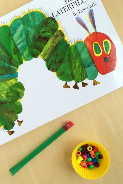 The Very Hungry Caterpillar Activities – Bonus- Eric Carle App Review and Giveaway