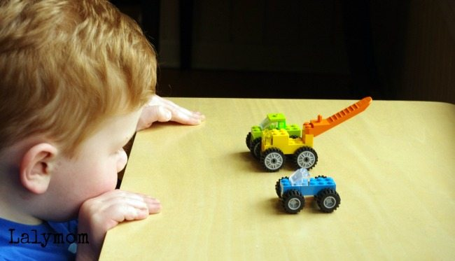 LEGO Truck Building Ideas for kids - Today's LEGO Week activity!