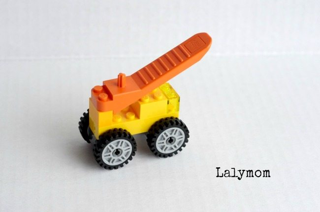 Ladder Truck and Other Simple LEGO Truck Building Ideas - Part of LEGO Week!