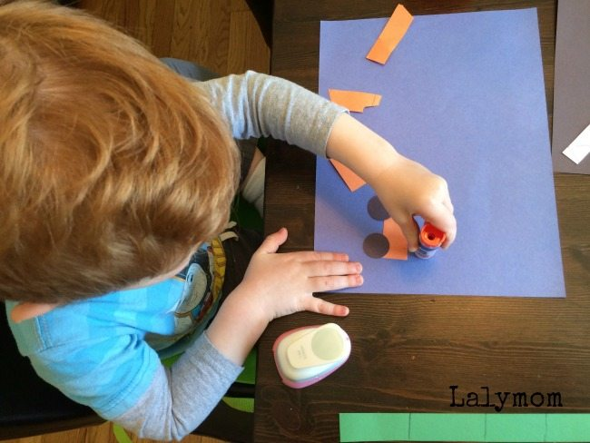Monster Truck Crafts and Train Crafts for Kids