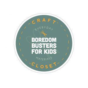 Craft Closet Boredom Busters