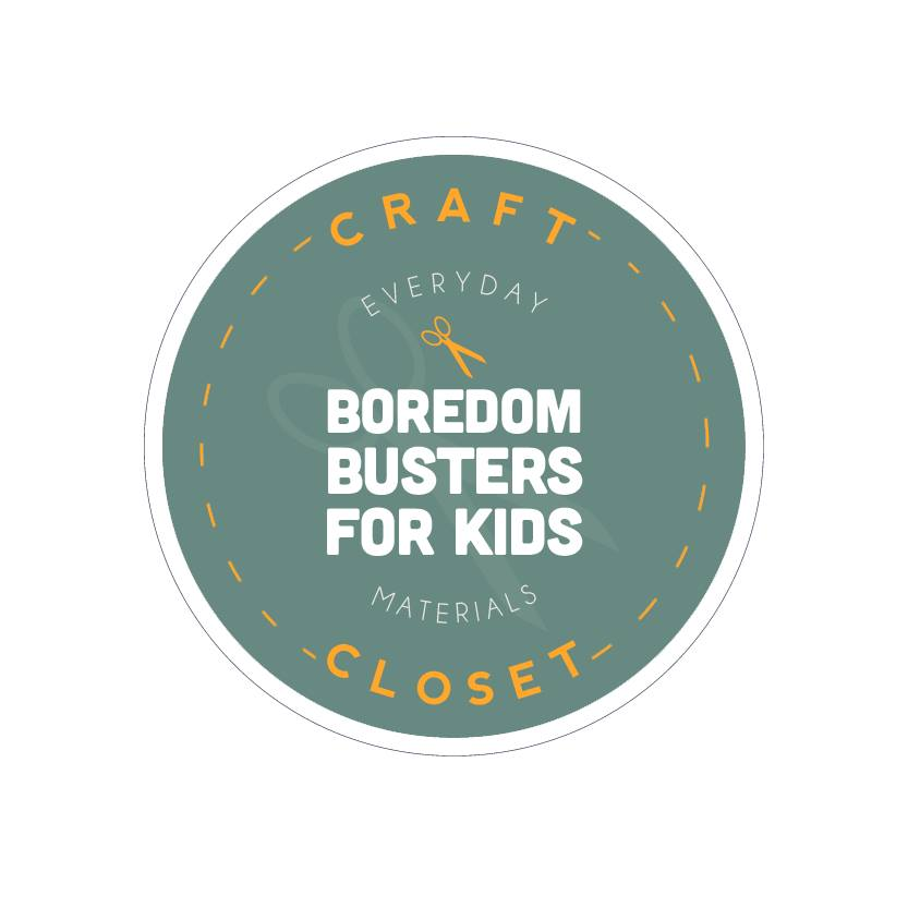 Craft Closet Boredom Busters